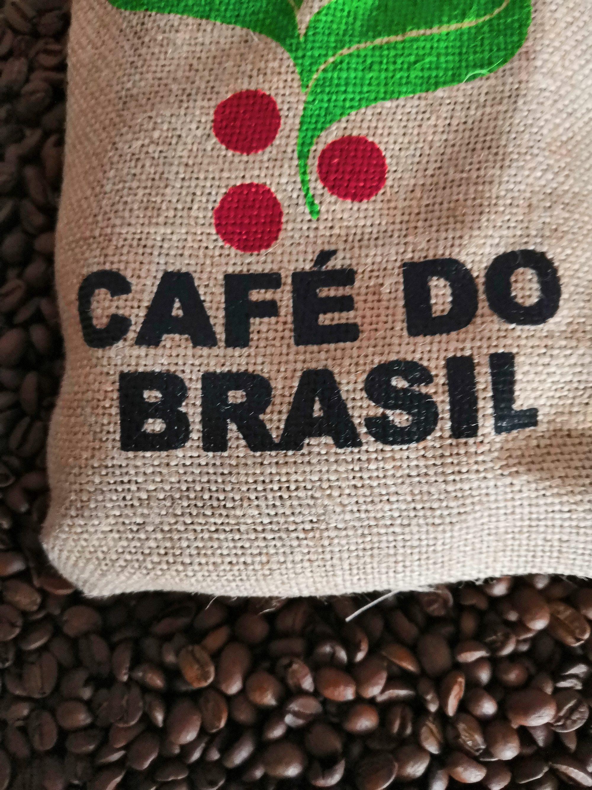 Kaffeebohnen Café Do Brasil